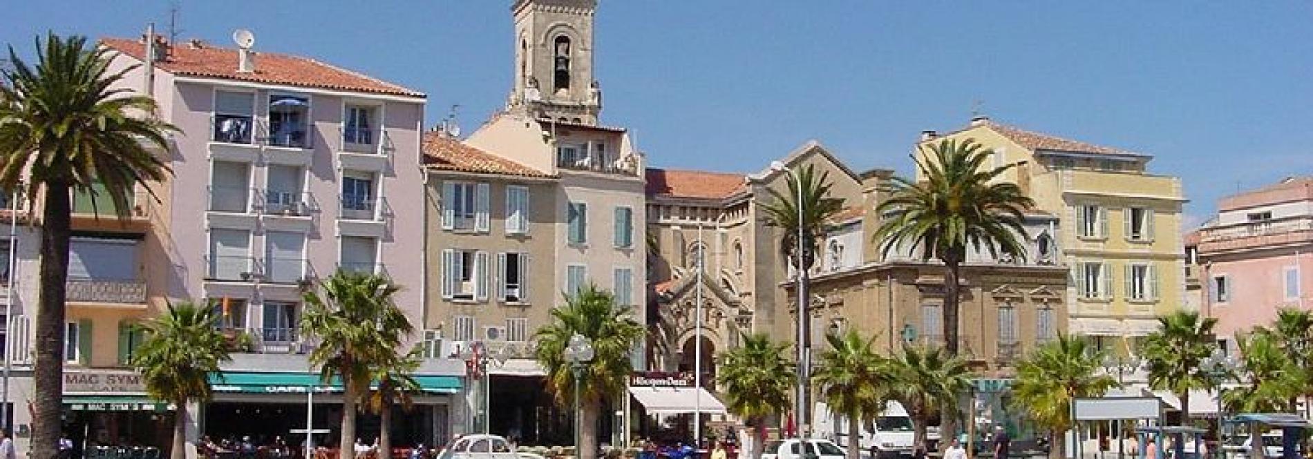 Acheter ou louer un appartement ou une villa à Sanary-sur-Mer